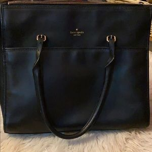 Large Kate Spade Leather Tote